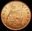 London Coins : A169 : Lot 1631 : Halfpenny 1926 Freeman 406 dies 2+B UNC with practically full lustre, the obverse with some light co...