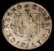 London Coins : A169 : Lot 1637 : Maundy Fourpence Charles II undated milled issue ESC 1840 NEF with some light haymarks