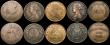 London Coins : A169 : Lot 2048 : GB and World (9) GB (4) Twopence 1797 Fine, Penny 1797 Good Fine with some scratches, Halfpennies (2...