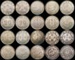 London Coins : A169 : Lot 2141 : China - Kwang-Tung Province 20 Cents (20) undated 1890-1908 issues Y#201 (8) NVF to EF, Y#423 (8) Ye...