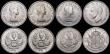 London Coins : A169 : Lot 2180 : GB and World Crowns (7) GB Crown 1937 ESC 392, Bull 4020 EF with hairlines. Southern Rhodesia (5) 19...