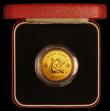 London Coins : A169 : Lot 765 : Hong Kong $1000 1980 Year of the Monkey KM#47 UNC in the red box of issue with certificate