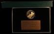 London Coins : A169 : Lot 812 : South Africa Natura Coinage 1998 L One Ounce of .999 Gold, Obverse: Leopard's Head in fine deta...