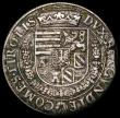 London Coins : A169 : Lot 845 : Austrian States - Hall Thaler Ferdinand II undated (1577-1599) Obverse: Half length portrait of Ferd...