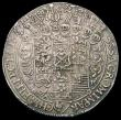 London Coins : A170 : Lot 1023 : German States - Saxony-Albertine Thaler 1658 John George II KM#474, Davenport 7617 VF, ex-edge mount...