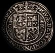 London Coins : A170 : Lot 1176 : Scotland 12 Shillings Charles I type IV Falconer's Second issue, Reverse with Thistle before le...