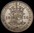 London Coins : A170 : Lot 1185 : South Africa Halfcrown 1936 KM#19.3 GEF and lustrous with some small rim nicks