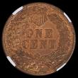 London Coins : A170 : Lot 1244 : USA Cent 1871 NGC Unc details cleaned