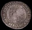 London Coins : A170 : Lot 1338 : Sixpence James I 1603 First Coinage, First Bust S.2647 mintmark Thistle VG to Fine weakly struck in ...