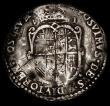 London Coins : A170 : Lot 1339 : Sixpence Philip and Mary 1554 S.2505 Near Fine for wear with many contact marks and scratches on eit...