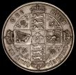 London Coins : A170 : Lot 1545 : Florin 1878 ESC 849, Bull 2889, Die Number 15 VF with a few small rim nicks, the obverse with some h...