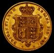 London Coins : A170 : Lot 1642 : Half Sovereign 1841 Marsh 415 Good Fine/NVF, Very Rare and rated R2 by Marsh