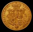London Coins : A170 : Lot 1650 : Half Sovereign 1872S Marsh 461 About VF