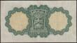 London Coins : A170 : Lot 182 : Ireland (Republic) Central Bank Lady Lavery 1 Pound 'War Code' Letter G in black Pick 2D (...