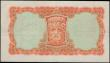 London Coins : A170 : Lot 188 : Ireland (Republic) Currency Commission Lady Lavery 10 Shillings 'War Code' Letter K in gre...