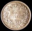 London Coins : A170 : Lot 1997 : Shilling 1836 ESC 1273, Bull 2494 Lustrous UNC and choice with superb original surfaces, a hint of t...