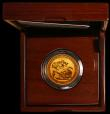London Coins : A170 : Lot 552 : Five Pounds Gold 2017 S.SE15 BU in the Royal Mint box of issue with certificate, only 1000 pieces mi...