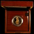 London Coins : A170 : Lot 581 : One Hundred Pounds 2020 Queen's Beasts - The White Horse of Hanover One Ounce Gold Proof curren...