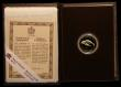 London Coins : A170 : Lot 774 : Canada $100 1988 Bowhead Whales Gold Proof KM162 FDC cased as issued with certificate, contains a qu...