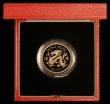 London Coins : A170 : Lot 817 : Hong Kong $1000 1976 Year of the Dragon KM#40 Gold Proof FDC in the red case of issue with certifica...