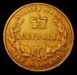 London Coins : A170 : Lot 922 : Australia Half Sovereign 1863 Marsh 388 Fine/Near Fine a collectable example for the grade, always a...