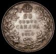 London Coins : A170 : Lot 951 : Canada 25 Cents 1914 KM#24 About EF/GVF and nicely toned the jewels on the crown all struck up
