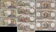 London Coins : A171 : Lot 117 : France 1962-79's Issues (10) in a selection of grades average VF-GVF including Fine and about U...
