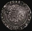 London Coins : A171 : Lot 1261 : Shilling Edward VI Second Issue, debased, 1549, MDXLIX, Tall narrow bust with small crown, S.2466 mi...