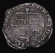 London Coins : A171 : Lot 1267 : Sixpence Charles I Group E, Fifth Aberystwyth Bust, type 4.1, S.2814, mintmark Tun, 2.77 grammes, VG...
