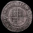 London Coins : A171 : Lot 1272 : Sixpence Elizabeth I 1561 Small bust 1F, S.2560, mintmark Pheon, 2.65 grammes, a small scuff on the ...