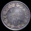 London Coins : A171 : Lot 1301 : Bank Token One Shilling and Sixpence 1813 ESC 976 Unc and graded 80 by LCGS