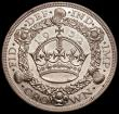 London Coins : A171 : Lot 1328 : Crown 1932 ESC 372, Bull 3641 EF/NEF and lustrous, the reverse with a small tone spot on the crown