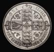 London Coins : A171 : Lot 1387 : Florin 1887 Gothic M in date broken on second arch as ESC 866, Bull 2913 A/UNC, the reverse retainin...