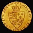 London Coins : A171 : Lot 1411 : Guinea 1788 S.3729 EF and lustrous, an attractive and eye-catching example of the 'Spade' ...