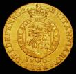 London Coins : A171 : Lot 1448 : Half Guinea 1803 S.3736 approaching Fine, Ex-edge mount