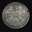 London Coins : A171 : Lot 1522 : Halfcrown 1717 TIRTIO ESC 589, Bull 1554 About Fine/Fine a collectable and even example of this scar...