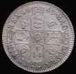 London Coins : A171 : Lot 1607 : Shilling 1663 First Bust ESC 1025 Good EF and graded 70 by LCGS and the finest recorded of 6 on the ...