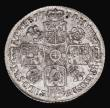London Coins : A171 : Lot 1681 : Sixpence 1734 Roses and Plumes ESC 1609, Bull 1744 VF/NVF Very Rare and rated R2 by ESC and Bull, we...