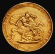 London Coins : A171 : Lot 1751 : Sovereign 1817 Marsh 1 Fine/Good Fine, 7.78 grammes, Ex-Jewellery