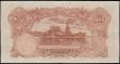 London Coins : A171 : Lot 232 : Thailand (Siam) Government of Siam 10 Baht Pick 28 dated 15th October 1936 series N/50 81592, about ...