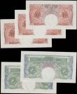 London Coins : A171 : Lot 26 : Bank of England O'Brien & Hollom 1955-63 issues (11) in various high grades about EF - GEF ...