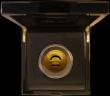 London Coins : A171 : Lot 281 : Five Hundred Pounds 2020 James Bond 007 Gold 5oz. .999 Gold Proof, the reverse d...