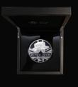 London Coins : A171 : Lot 400 : Ten Pounds 2020 Elton John 5oz. Silver Proof FDC in the Royal Mint box of issue with certificate and...