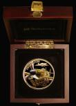 London Coins : A171 : Lot 469 : Guernsey Five Pounds Gold 2010 70th Anniversary of the Battle of Britain, Reverse: Hawker Hurricane ...