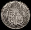 London Coins : A172 : Lot 1050 : Halfcrown 1920 ESC 767, Full neck, Davies 1672 Dies 1A, EF with a small flaw on the portrait, the re...