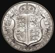 London Coins : A172 : Lot 1051 : Halfcrown 1925 ESC 772, Bull 3727 Lustrous EF with some minor contact marks, a most attractive examp...