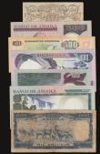 London Coins : A172 : Lot 64 : Angola 50 Centavis 1921 Pick 62 VF,  1000 Escudos 10.6.1970 Pick 98 Fine, 1000 Escudos 24.11.1972 Pi...