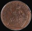 London Coins : A172 : Lot 715 : USA/Ireland Halfpenny 1723 Woods, Small 3, Breen 157, in a PCGS holder and graded AU58 (ticket in ho...