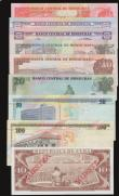 London Coins : A172 : Lot 80 : Central America (9) Cuba Ten Pesos 1988 issue Maximo Gomez in centre, denomination at the left SPECI...