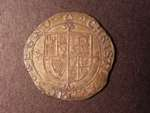 London Coins : A125 : Lot 754 : Shilling Charles I Sixth bust with stellate lace collar, mint mark triangle,  1639-40. S.279...